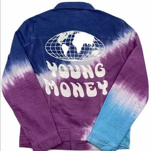 American Eagle AE X Young Money Lil Wayne Tie Dye